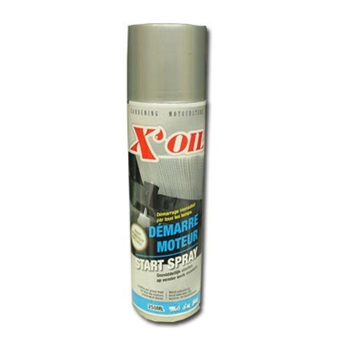 Aérosol démarrage à froid X'Oil 200 ml