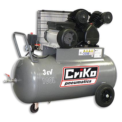 Compresseur Criko 100L