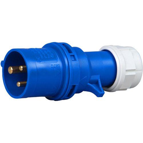 CEE stekker 2P+A 16 ampere 220 Volt