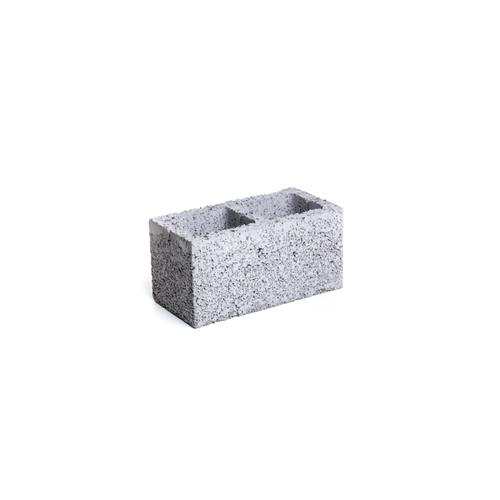 Argex betonblok 39x19x19cm hol