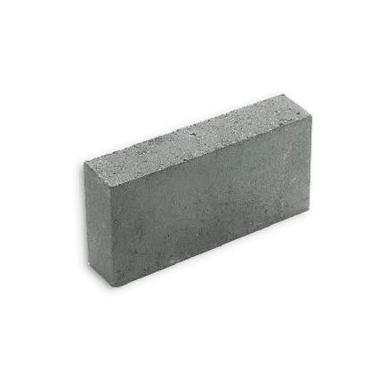 Bloc beton plein Coeck gris benor 39x9x19