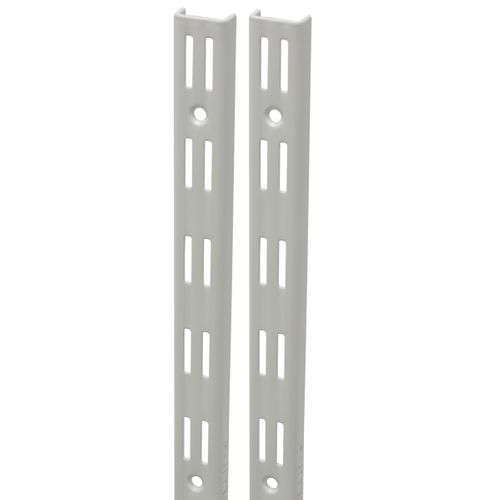 F-rail Duraline double blanc 50 cm