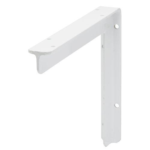 Duraline plankdrager zwaarlast wit 25x30cm