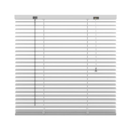 Decosol 201 horizontale jaloezie aluminium wit 60x130cm