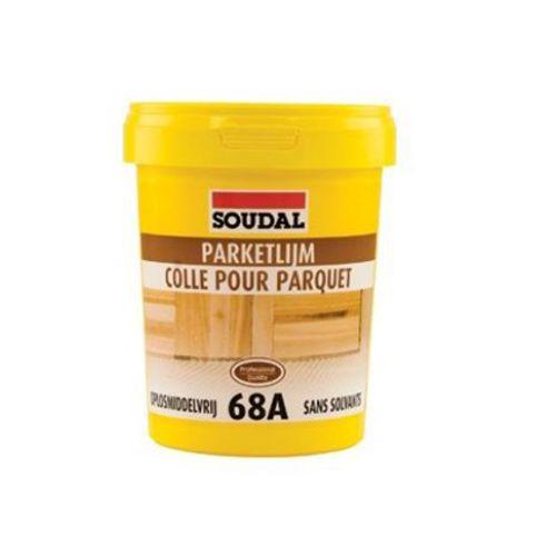 Colle parquet Soudal '68A' 5kg