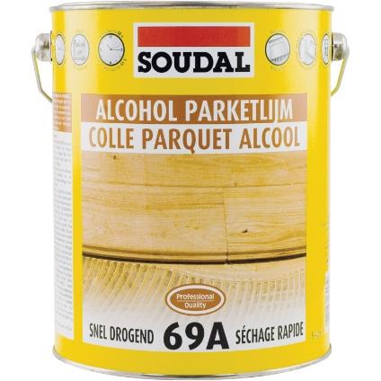 Soudal Alcoholparketlijm '69A' 5kg