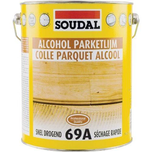 Colle parquet alcool Soudal 'A69' 13kg