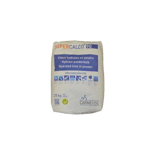 Coeck SuperCalco90 hydraatkalk 25kg