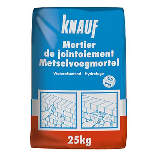 Knauf voegmortel 25 kg