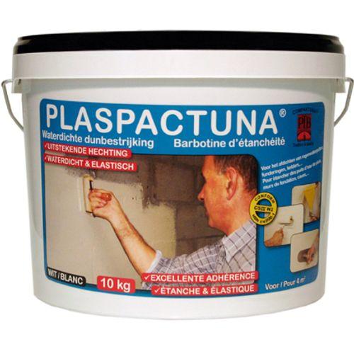 Barbotine d'étanchéité PTB-compaktuna 'Plaspactuna' gris 10 kg
