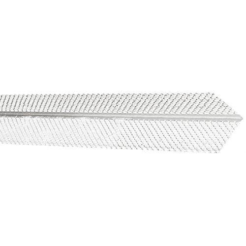 Cornière de renfort galvanisé Knauf 'Corner Bead' 30 X 30 mm 3 m