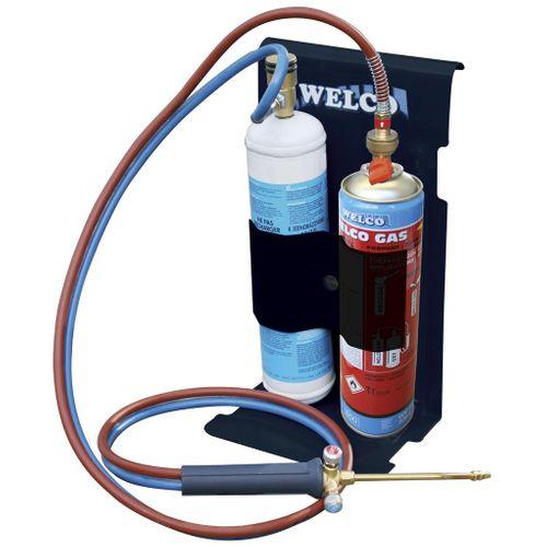"""Welco autogene soldeerpost """"Bi-gaz"""""""