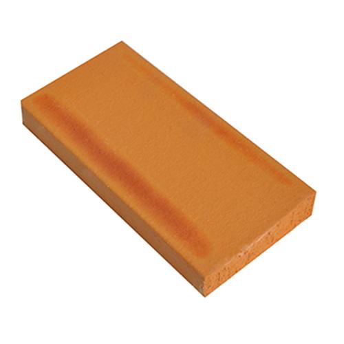 Penez Herman vuurvaste steen geel 22 x 11 x 3 cm