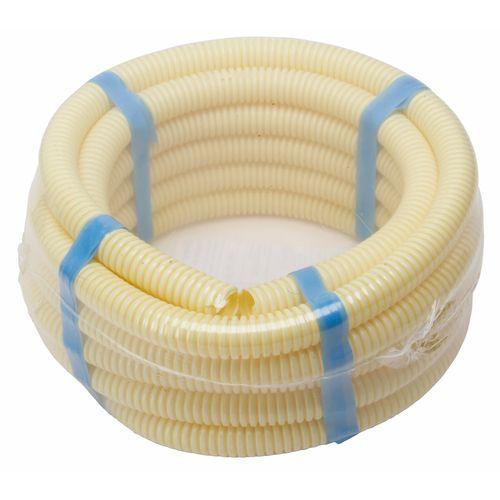 "Kopp flexibele buis 5/8"" 16mm crème 10m"